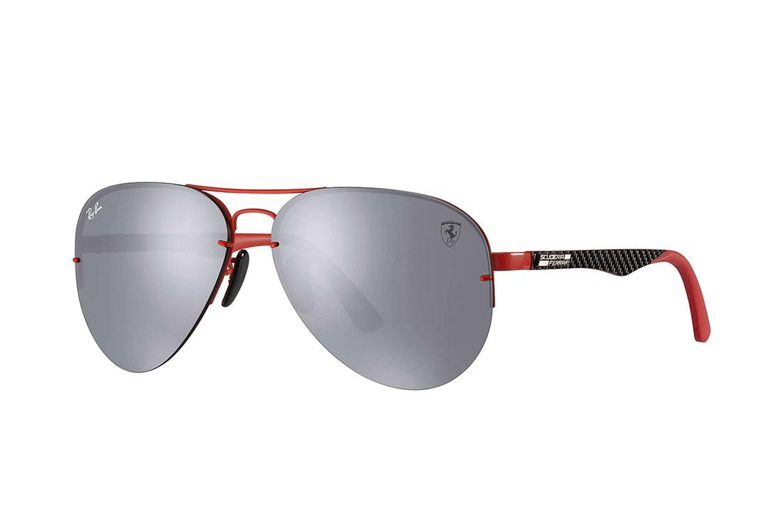 5db2a7ab7767d A marca de óculos mais conhecida do mundo alia-se à emblemática equipa de  formula 1