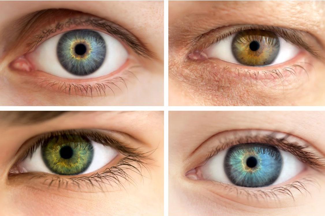 a69ce74856aef Às vezes é bom mudar, brincar com cortes e cores de cabelo, roupas… mas já  pensou mudar a cor dos seus olhos  As lentes de contato ...
