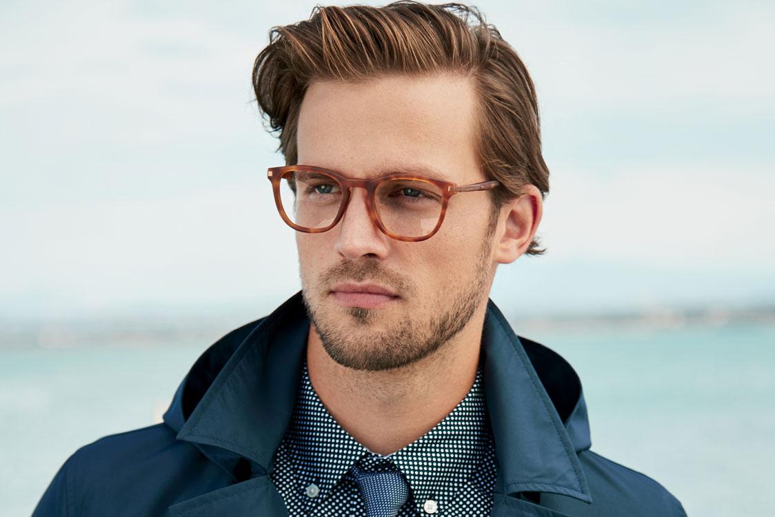 7bd157f9d43b2 A barba está na moda e os óculos também. Mas qual será a melhor maneira de  combinar o estilo, o tamanho da barba e os óculos