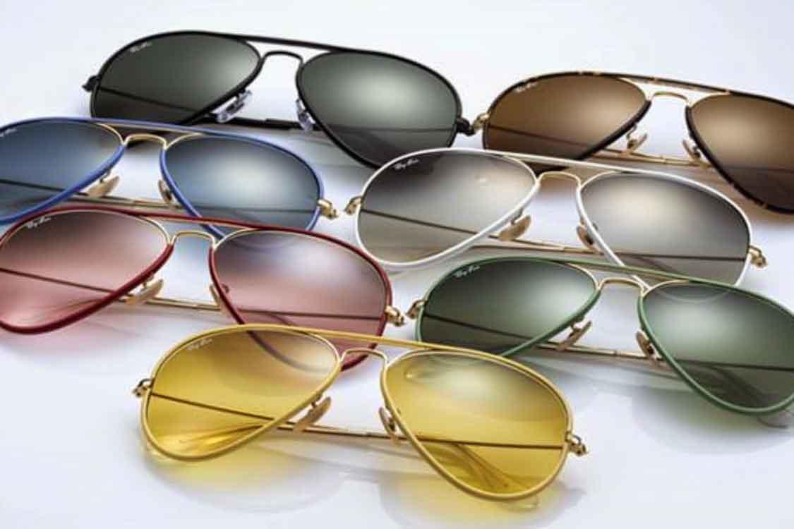 Já se perguntou porque é que há óculos de sol com várias cores diferentes  de lentes  Não é só por uma questão de moda e tendências, nem é porque  ficam bem ... 0448143b13