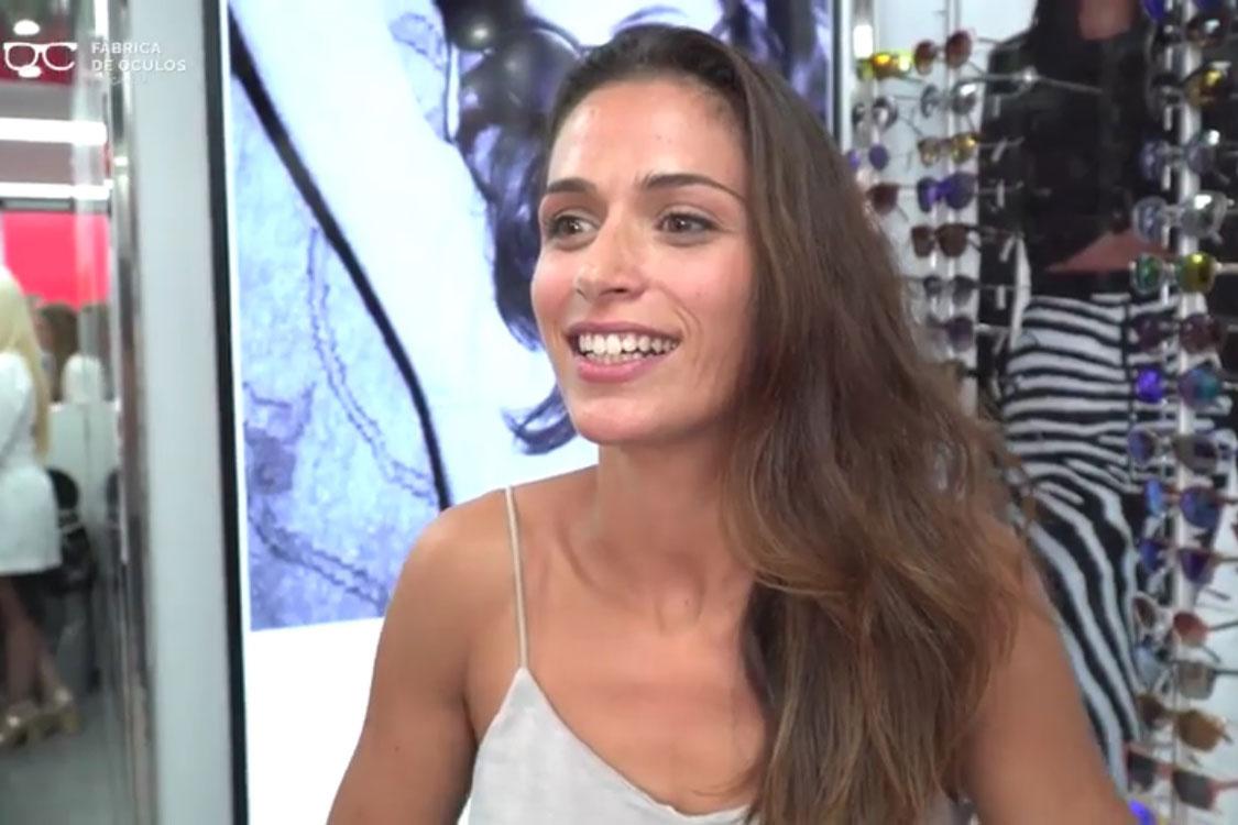 Ana Varela adorou visitar a Fábrica de Óculos do Cacém! – Fábrica de ... 578e2c9331