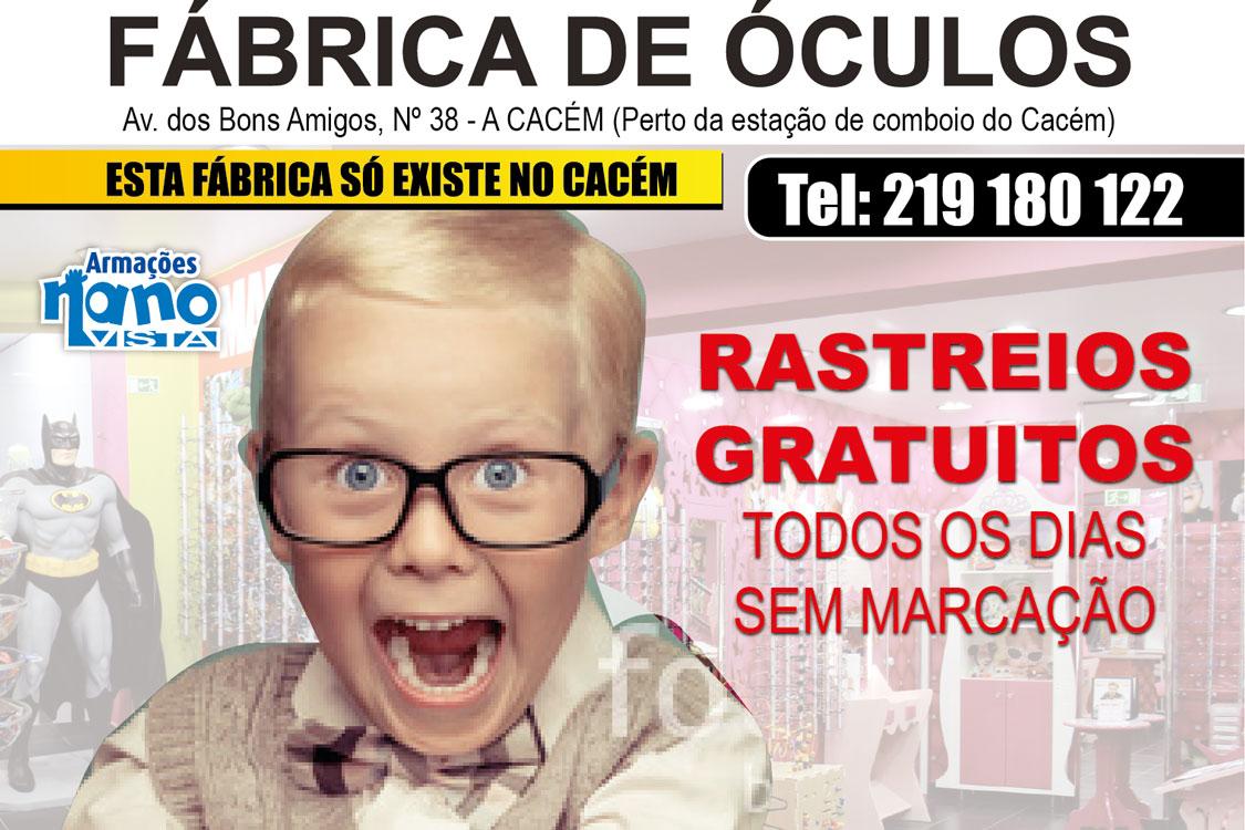 b50010614 Ótica Pediátrica – Fábrica de Óculos do Cacém