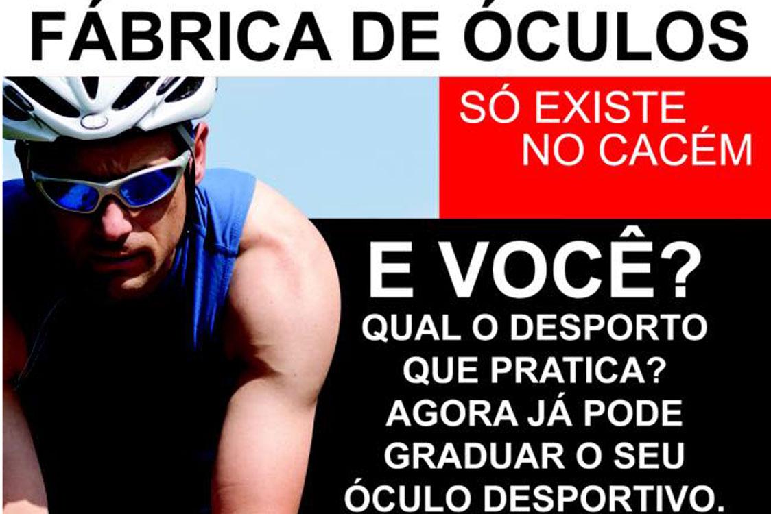 dc25a91e5 Ótica Desportiva – Fábrica de Óculos do Cacém